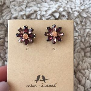 Chloe and isabel earrings